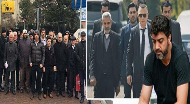 Selimoğlu İnşaat'ta göz altılar var