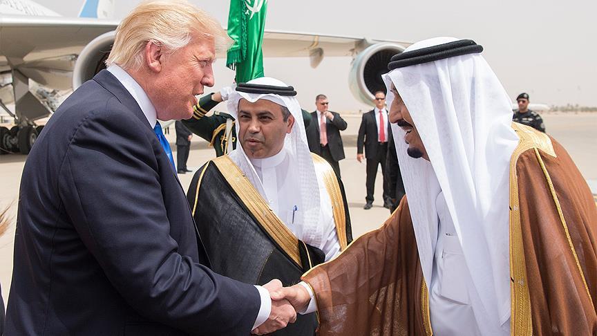 ABD Başkanı Trump Suudi Arabistan'dan Petrol Arttırma İsteğinde Bulundu