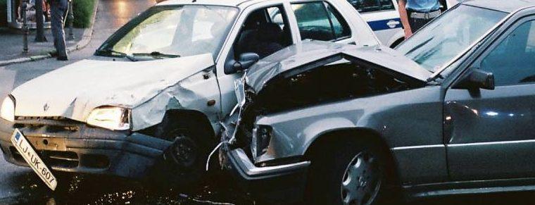 araba kazası