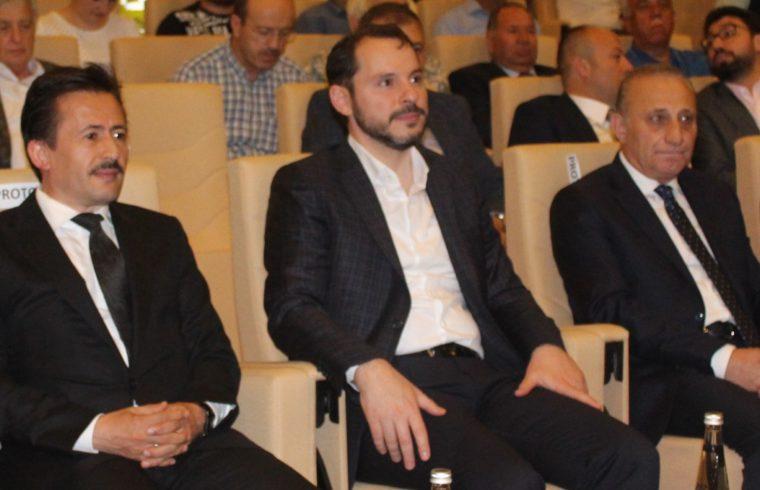 Enerji ve Tabii Kaynaklar Bakanı Fatih Dönmez 'Karanlıkta mı Kalalım'